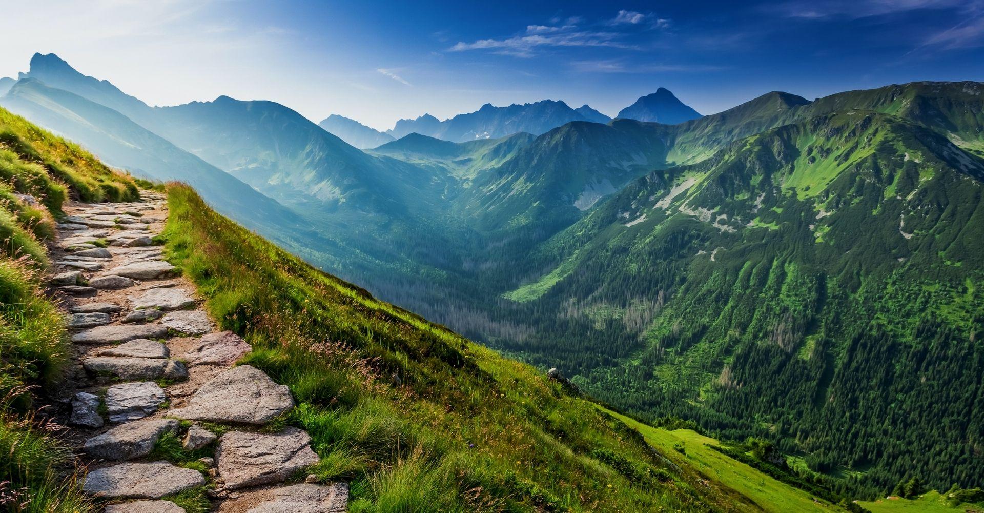 Tatra Mountains Path (1)
